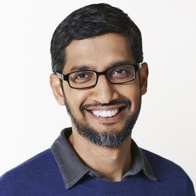 Googlen toimitusjohtaja Sundar Pichai ylennettiin hiljattain myös emoyhtiö Alphabetin toimitusjohtajaksi.