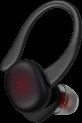 Amazfit Powerbuds -kuulokkeeseen voi kiinnittää korvasangan.