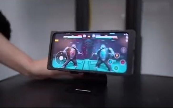 Red Magic 5G muistuttaa ulkoisesti edeltäjämalli Red Magic 3S:ää.