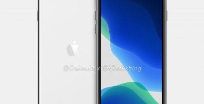 iPhone SE -mallinimen saava uutuus OnLeaksin yhdessä iGeeksBlogin kanssa julkaisemassa mallinnoskuvassa.