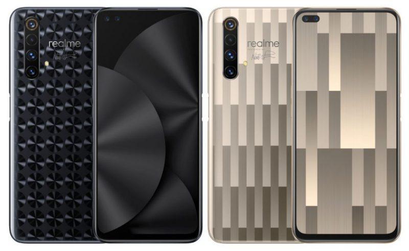 Realme X50 5G Master Edition -erikoisversiot.