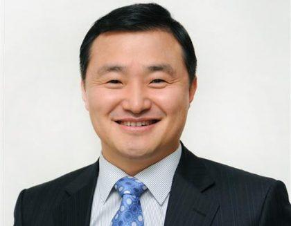 Samsungin mobiililaitteista vastaavan yksikön uusi johtaja Roh Tae-moon.