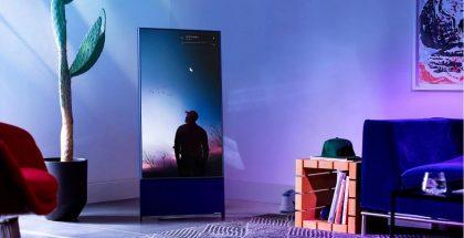 Samsungin The Sero -televisio.