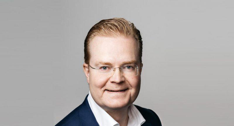 Nokian mobiiliverkkojen johtaja Tommi Uitto.