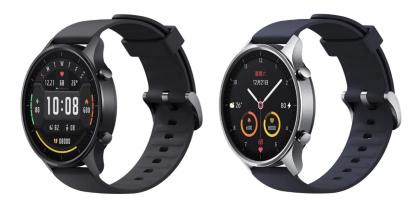 Xiaomi Watch Colorin kaksi eri runkovärivaihtoehtoa.