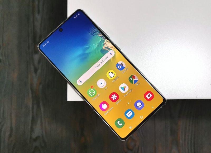 Uusi malli voisi olla omalla tavallaan seuraaja tässä nähtävälle Samsung Galaxy S10 Litelle.