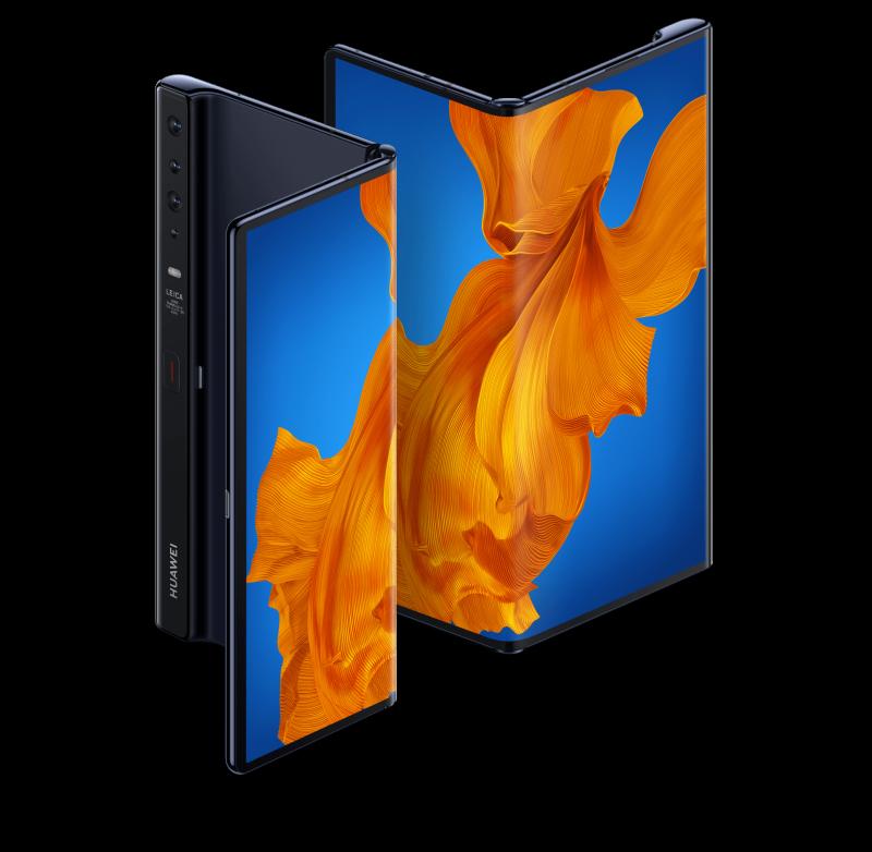 Huawei Mate Xs.