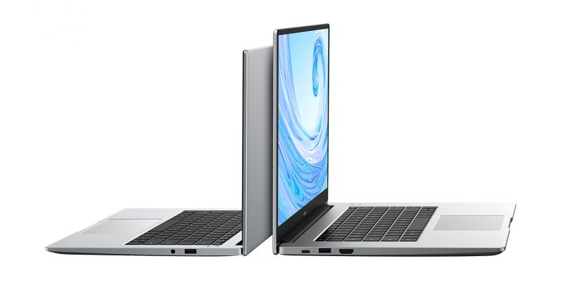"Huawein läppäriuutuudet - 14"" MateBook D ja 15"" MateBook D."