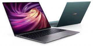 Huawei päivitti MateBook X Pro -huippuläppärinsä uudella tekniikalla
