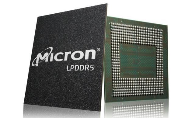 Micron LPDDR5.