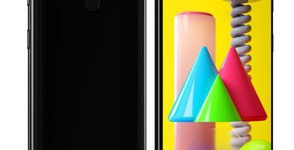 Samsung Galaxy M31 mustana.