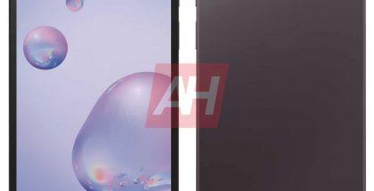Samsung Galaxy Tab A 8.4 (2020). Kuva: Android Headlines.