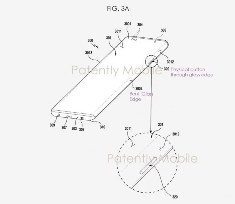 Kuva Samsungin patenttihakemuksesta.