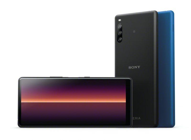 Sony Xperia L4.