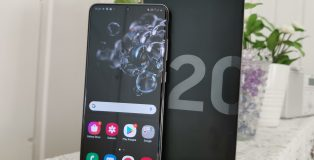 Samsung Galaxy S20 Ultra 5G.