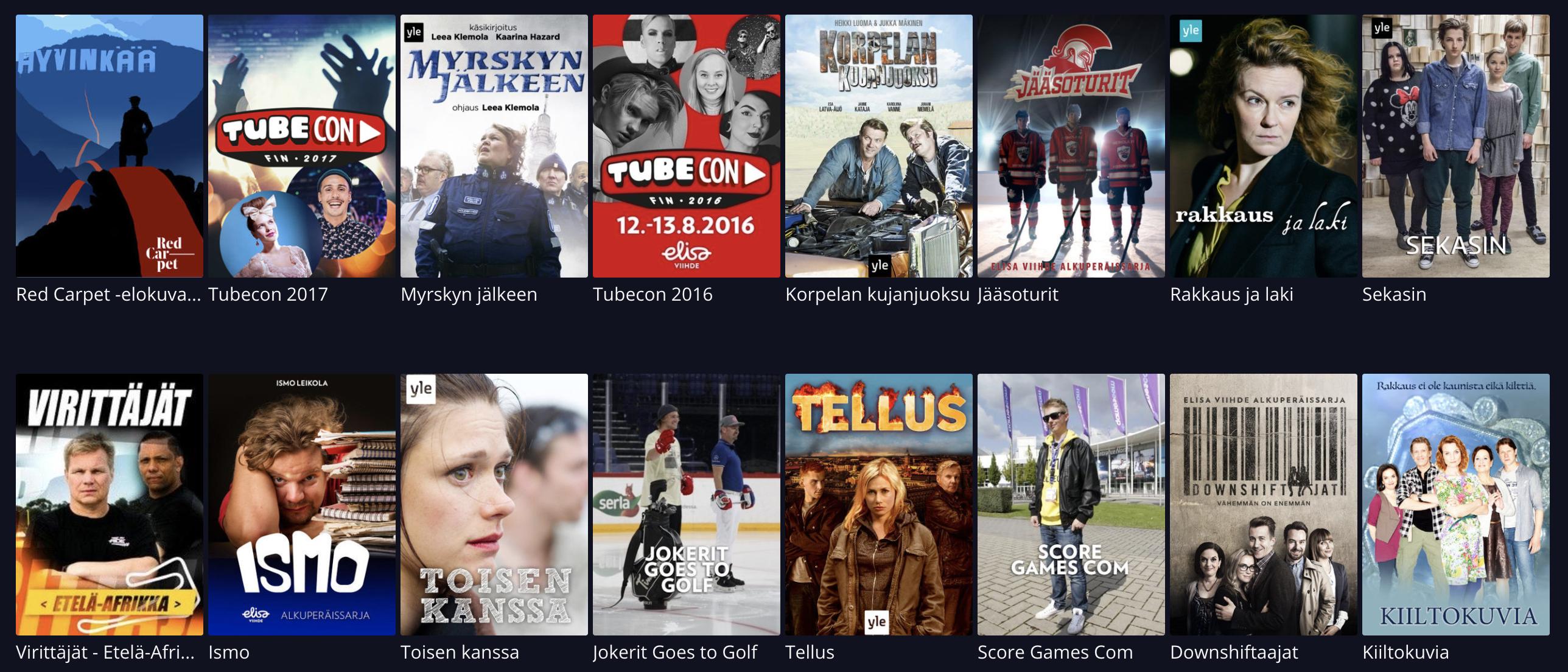 Kolumni: Miksi ruotsalaiset televisiosarjat ovat parempia kuin suomalaiset? Selitys on yksinkertainen