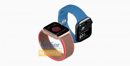 Tulevaan Apple Watchiin huhutaan sormenjälkitunnistusta.