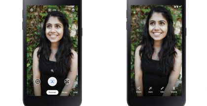 Googlen uusi Camera Go -kamerasovellus Android Go edition -puhelimiin.