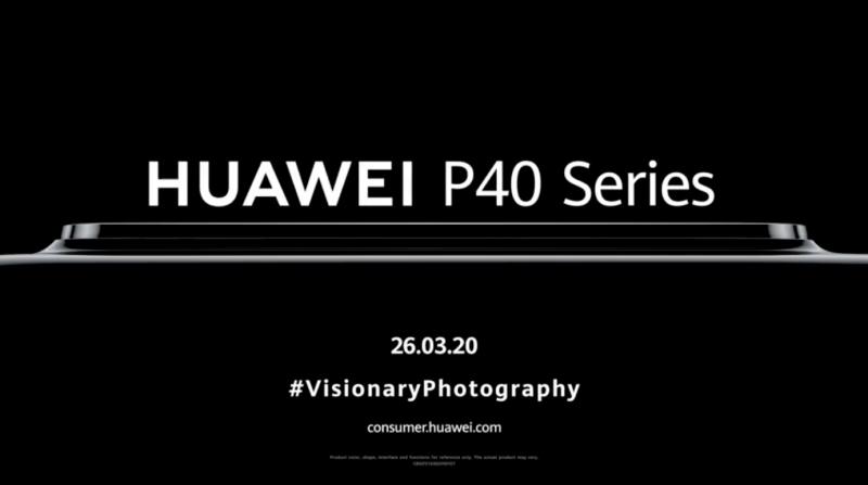Huawein ennakossa nähdään P40-sarjan puhelimen kamerakohouma.