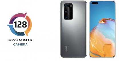 Huawei P40 Pro on toistaiseksi paras DxOMarkin arvioima kamerapuhelin.