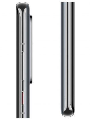 P40 Prossa näyttölasi kaartuu pidempien sivureunojen ohella myös ylä- ja alareunalle. Kuva: Ishan Agarwal.