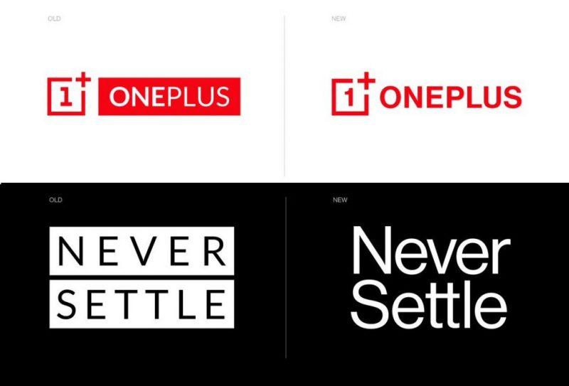 Myös OnePlussan Never Settle -tunnuslause saa uuden muodon.