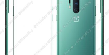 OnePlus 8 Pro. Kuva: OnLeaks / iGeeksBlog.