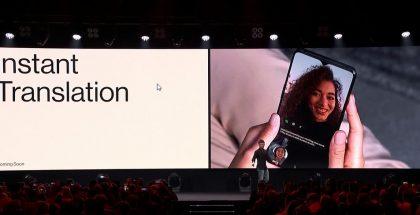 OnePlus esitteli käännösominaisuutta 7T-sarjan julkistuksen yhteydessä.