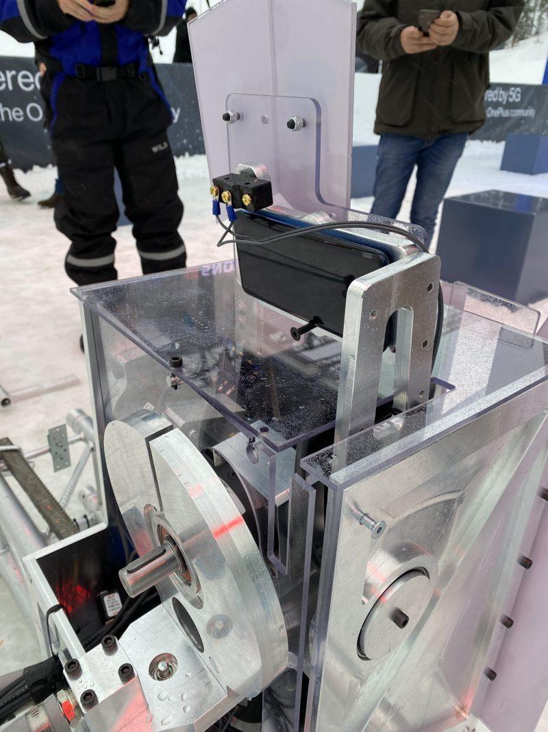 Snowbotit on rakennettu Suomessa.