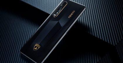 Oppo Find X2 Pro Lamborghini Edition.