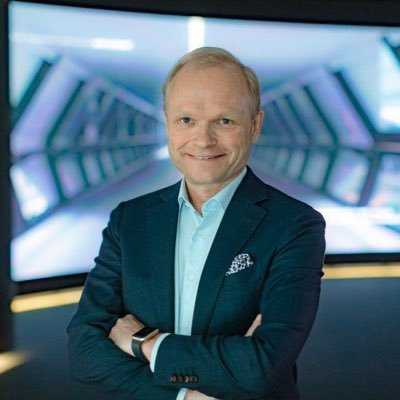 Pekka Lundmark.