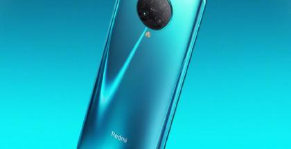 Redmi K30 Pro takaa. Kuva on Xiaomin jo julkaisema, virallinen kuva.