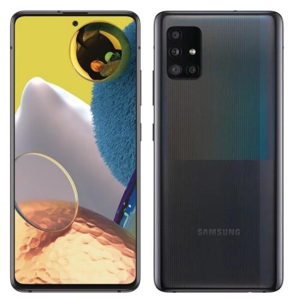 Samsung Galaxy A51 5G. Kuva: Evan Blass / evleaks.