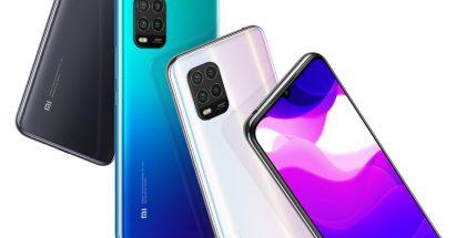Mi 10 Lite 5G on Xiaomin ensimmäinen edullisempi 5G-älypuhelin Euroopan markkinoilla.