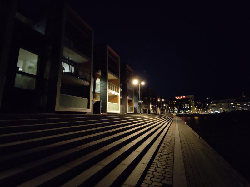 OnePlus 8, ultralaajakulmakamera.