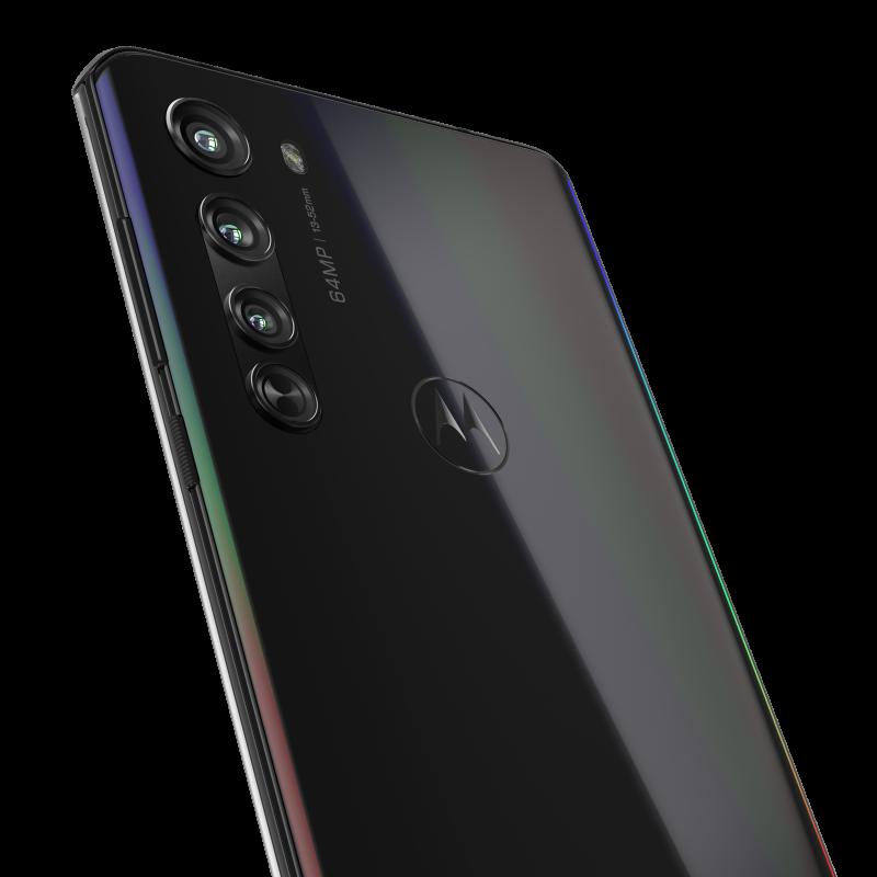 Motorola edgessä on 64 megapikselin pääkamera.