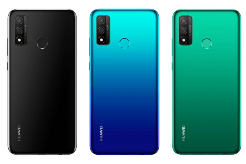 Huawei P Smart 2020 eri väreissä. Kuvat: WinFuture.de.