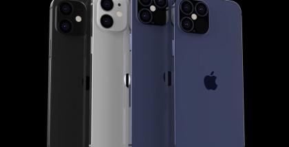 Applelta odotetaan neljää uutta iPhone-mallia. Tässä EverythingApplePron aiemmin julkaisema mallinnoskuva.