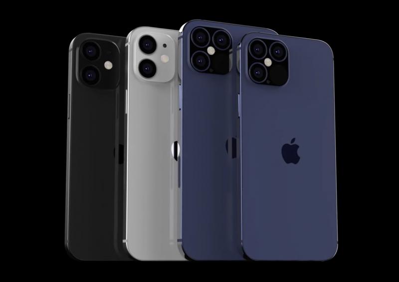 Loppuvuodelle odotettavat iPhone-uutuudet aiemmassa EverythingApplePron mallinnoskuvassa.