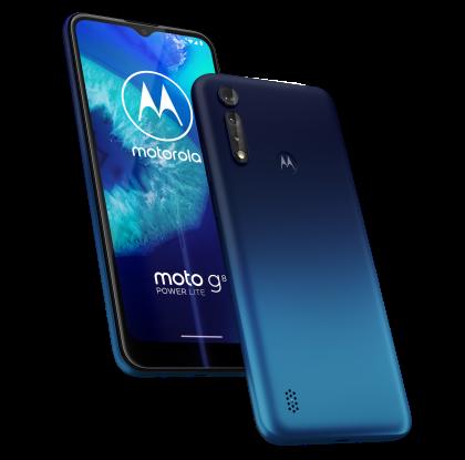 Motorola julkisti 179 euron Moto G8 Power Liten – ominaisuuksien kohokohta 5 000 milliampeeritunnin jättiakku