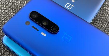 OnePlus 8 Pro ja OnePlus 7T Pro.