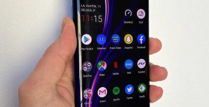 OnePlus 8 Pro.