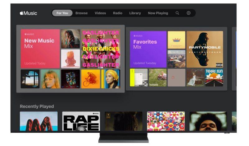 Apple Music tulee Samsung-televisioihin.