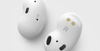 Uusi Bean-koodinimellinen kuuloke lähemmässä tarkastelussa mallinnoskuvassa. Kuva: Roland Quandt / WinFuture.de.