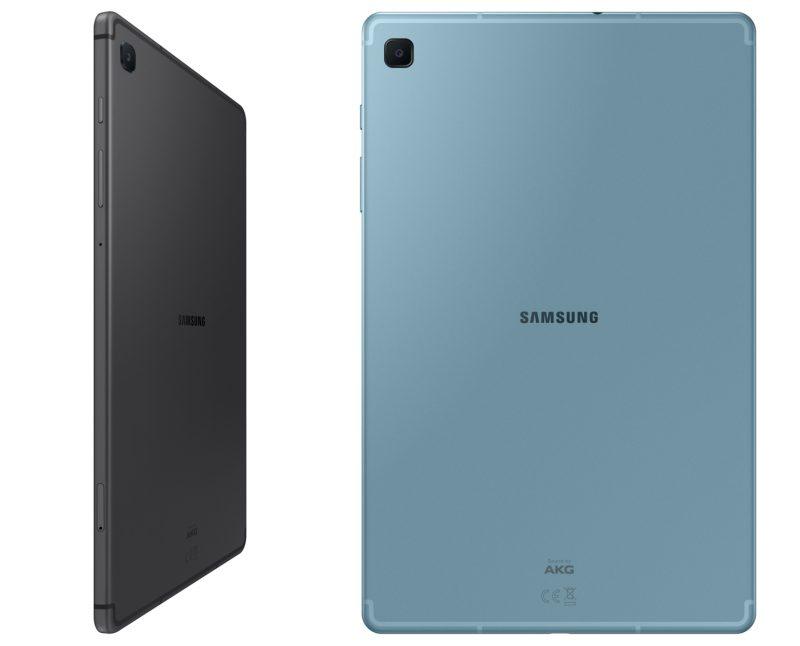 Samsung Galaxy Tab S6 Liten värivaihtoehdot Suomessa.