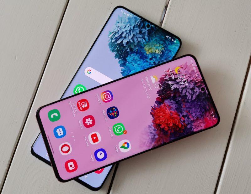 Samsung Galaxy S20 5G ja Galaxy S20+ 5G ovat erinomaisia älypuhelimia.