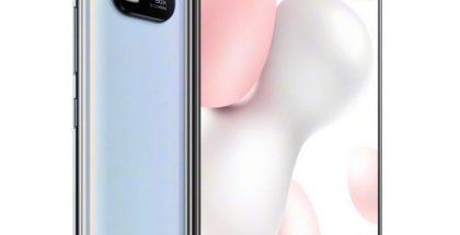 Xiaomi Mi 10 Youth Edition 5G on kuin lähes Euroopan Mi 10 Lite 5G mutta telekameralla ja eri väreillä.
