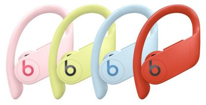 Uudet Powerbeats Pro -värit.