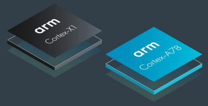 Cortex-A78 ja Cortex-X1 ovat ARMin keskussuoritinydinten uutuudet.