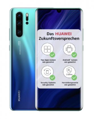 Huawei P30 Pro New Edition, Aurora.